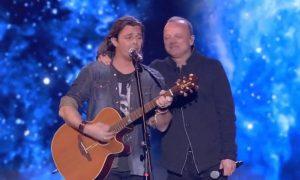 Capodanno memories: Gianluca Grignani ubriaco al concerto di Gigi D'Alessio [VIDEO]