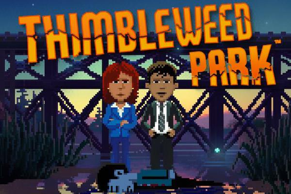 Thimbleweed Park: il nuovo capolavoro di Ron Gilbert