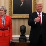 UK. Una petizione contro la visita di stato di Trump in Gran Bretagna