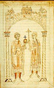 13 aprile 1111: Enrico V a Roma per la corona del Sacro Romano Impero