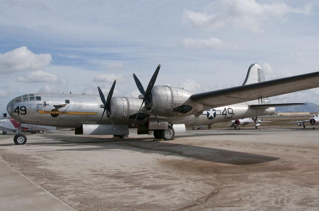 21 settembre 1942: Effettua il primo volo il B-29 statunitense