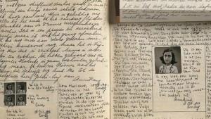 12 giugno 1942: Anna Frank riceve in regalo un diario