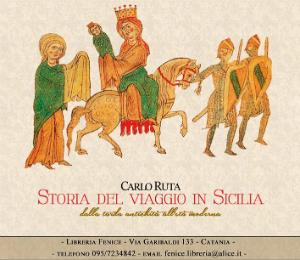 """Alla libreria Fenice di Catania la """"Storia del viaggio in Sicilia"""" di Carlo Ruta"""