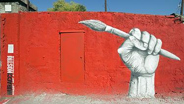 Non solo Street Art a Primavalle