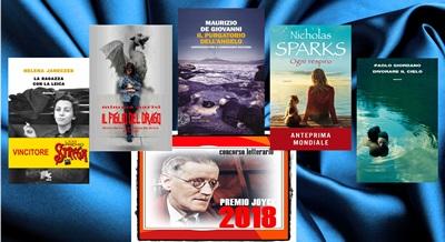 Il Premio Joyce 2018 si è concluso