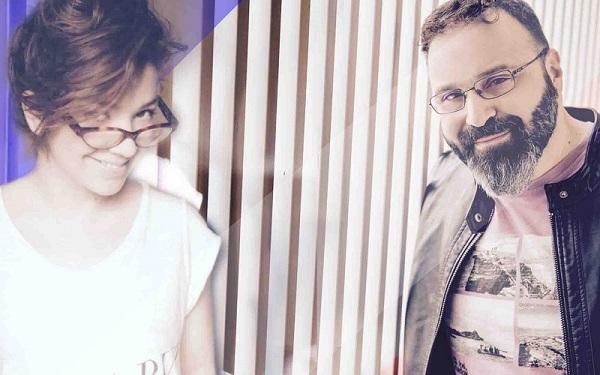 Il 7 giugno Maria Beatrice Alonzi e Massimiliano Bruno dall' Hard Rock Cafè ed in diretta Facebook, insieme per parlare di teatro e cinema