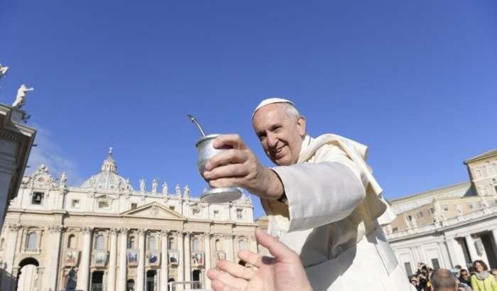 L'udienza del Papa, di mercoledì 19 ottobre: dar da mangiare agli affamati, dar da bere agli assetati
