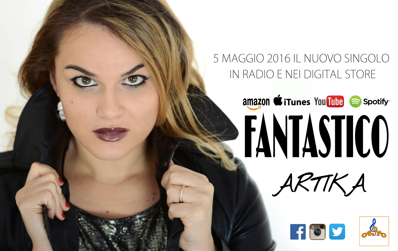 Fantastico il nuovo singolo di Artika in tutte le radio italiane
