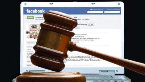 Facebook, attenzione a quel che scrivete nei vostri stati