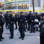 Dortmund: Bombe al pullman della squadra del Dortmund