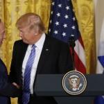 """La """"storica"""" visita di Trump in Israele e in Palestina"""