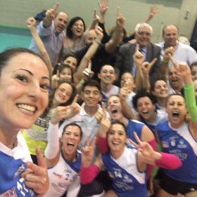 """Volley. La """"Primeluci"""" di CVetrano promossa in """"B1"""" Errante: """"Che possa essere di buon auspicio per..."""