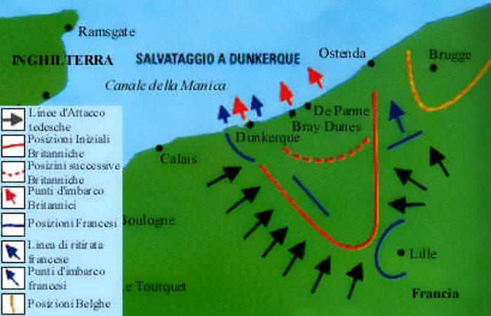 Dunkirk, ovvero elogio della sconfitta
