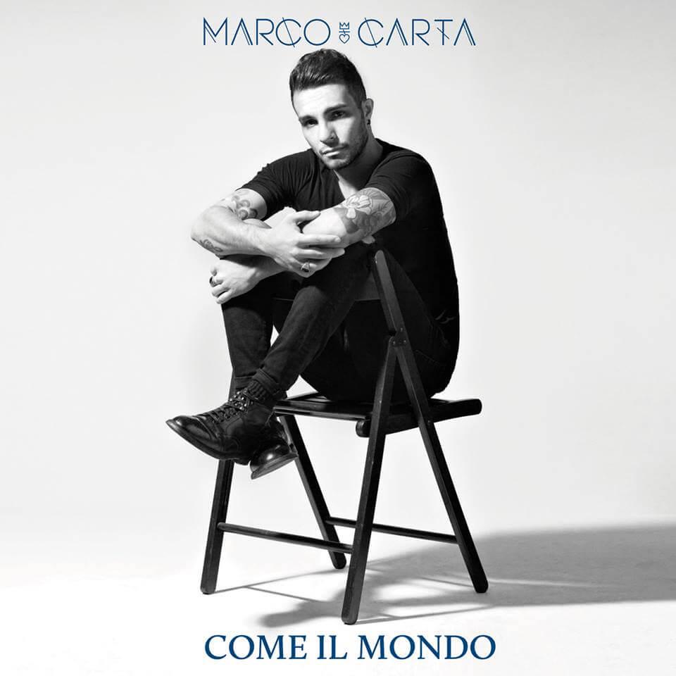 Marco Carta: 'Non so più amare' è il nuovo singolo
