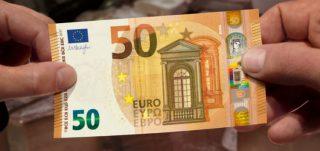 In arrivo nuova banconota da 50 euro: ecco video che mostra cosa cambia