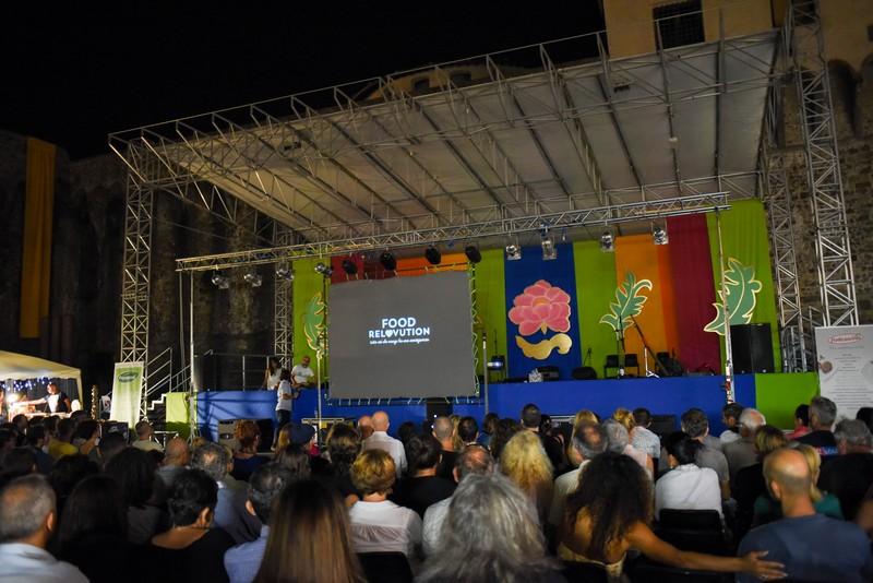 Sarzana, dal 28 luglio al via il terzo Castle Vegetarian Festival