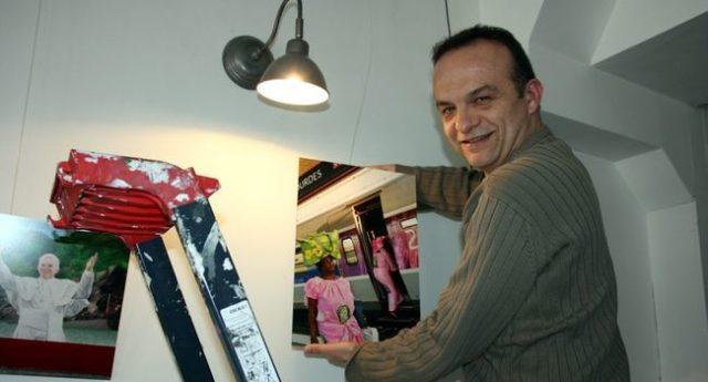 Patrice Sordo cherche l'insolite au Sanctuaire