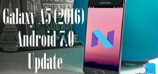 Come installare Android 7.0 Nougat su Galaxy A5 SM-A500 tramite CM 14 Unofficial