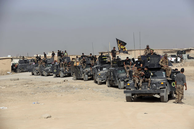 Iraq: Iraq lancia massiccia offensiva per riprendere Mosul dai terroristi dello Stato Islamico » Gue
