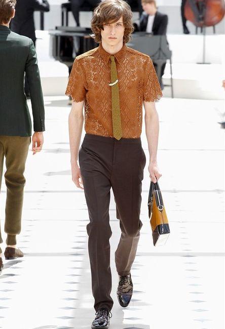 Moda Uomo 2016: il grande ritorno della camicia a mezze maniche
