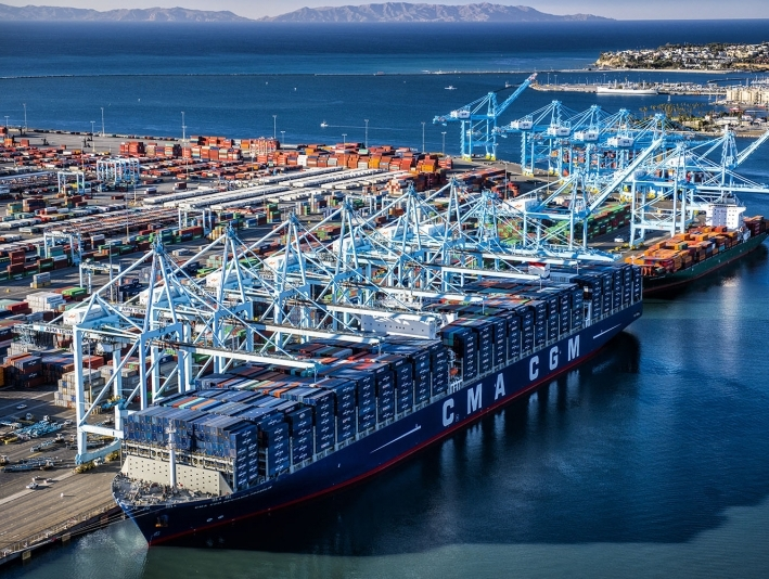 Port of Los Angeles reports busiest July in its history; container volumes rise 16% | Shipping