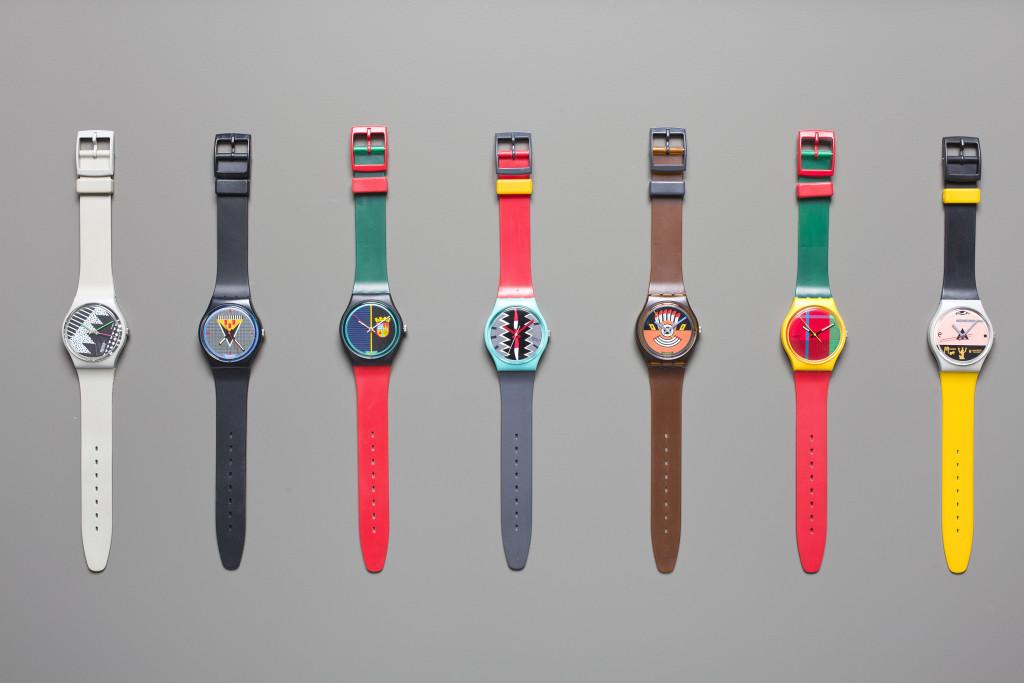 1 marzo 1983: Vengono presentati i primi orologi della Swatch