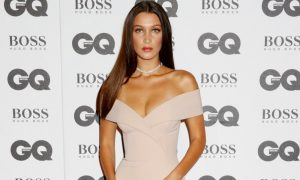 Bella Hadid: la sensualità non esclude la classe, ecco il look del GQ party