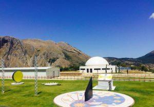 Apre il grande Centro Astronomico siciliano GAL HASSIN a Isnello, sulle Madonie