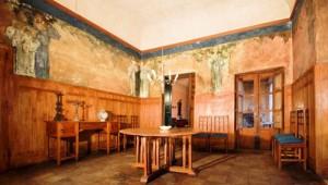 Taormina: Sir Frank Brangwyn – Il progetto per la galleria Reale della Casa dei Lords di Westminster