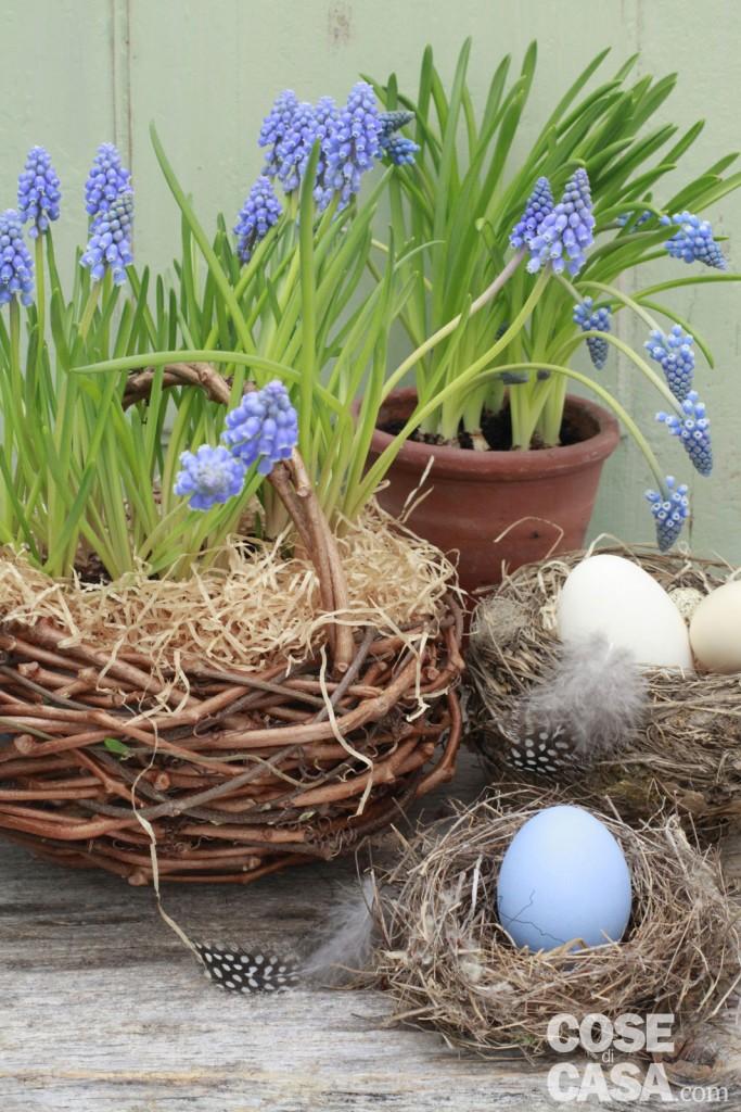 Fai-da-te: il nido di primavera