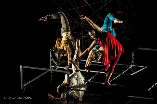 Behind – Universi Paralleli : danza contemporanea al Teatro Palladium