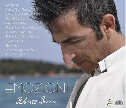 Le emozioni di Roberto Becca arrivano al cuore della gente