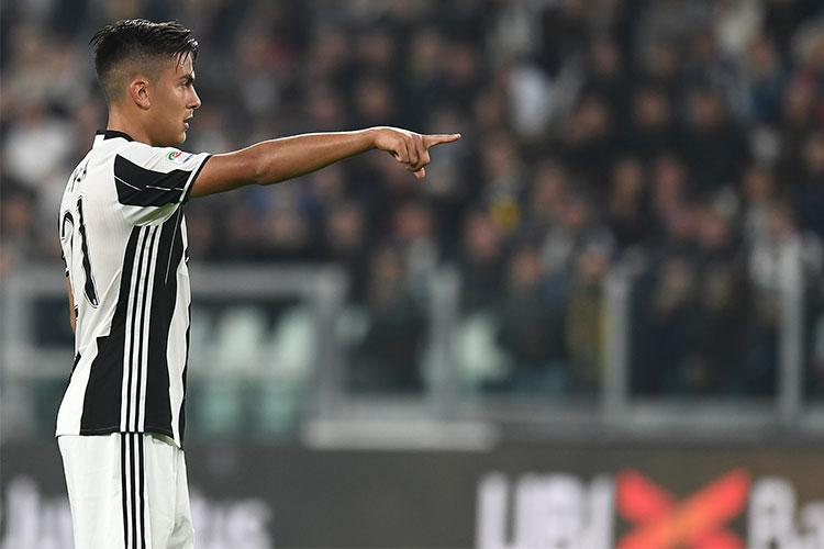 Juventus, sirene spagnole per Dybala