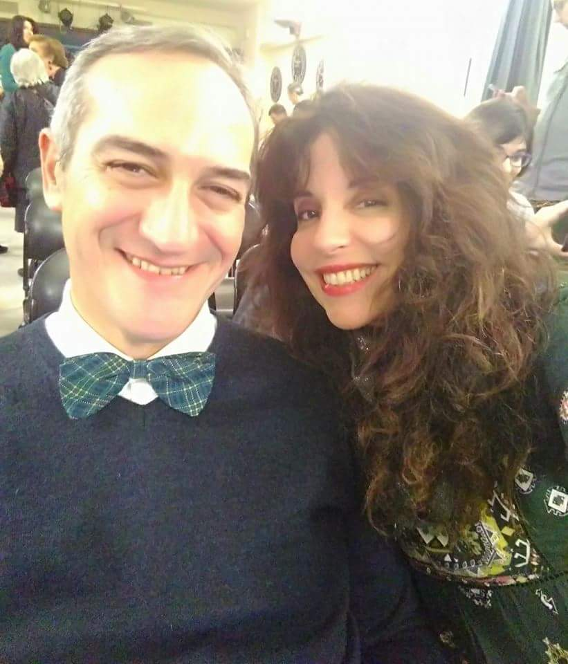 Hebe Munoz e la sua Pegasa: una Poesia Cosmica | Francesco Nigri