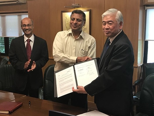SIA Engineering and Air India Engineering sign agreement for India MRO services | Aviation