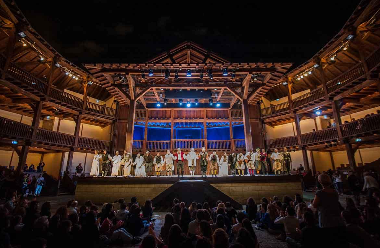 Raccolta fondi per il Terremoto: il Globe Theatre si mobilita per Amatrice