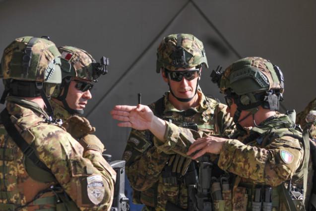 Afghanistan, militari italiani entrano in azione conFly to advise a supporto esercito afgano
