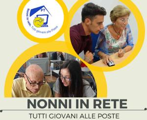 Poste Italiane: al via gli sportelli digitali del progetto 'Nonni in rete'