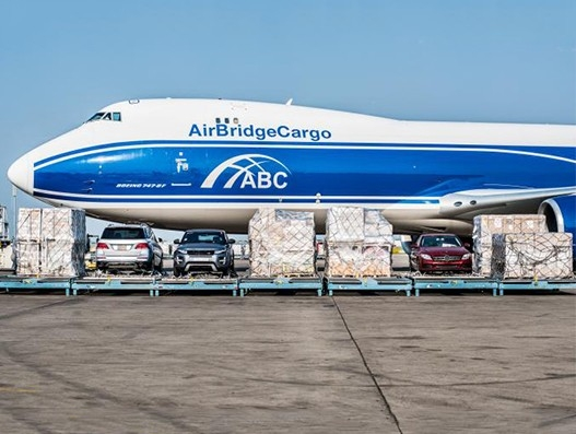 GECAS acquires 747-8 freighter and extends relationship with AirBridgeCargo | Air Cargo