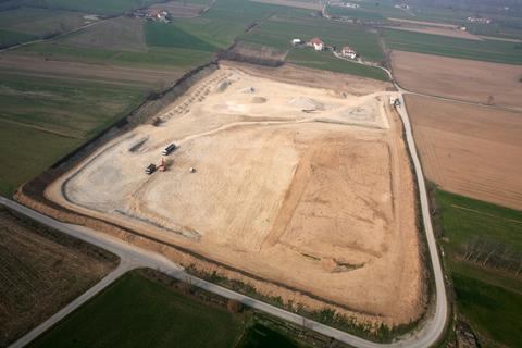 Massano Giuseppe: riconvertita vecchia cava in due impianti fotovoltaici