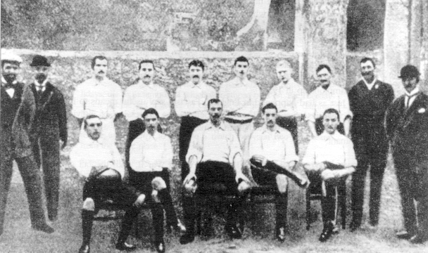 8 maggio 1898: il Genoa si aggiudica la prima Serie A