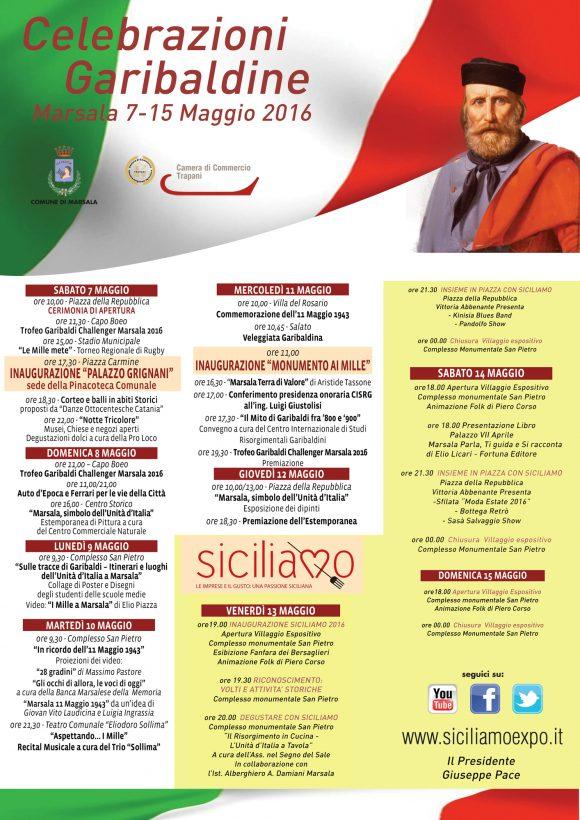 Dal 13 maggio, SICILIAMO, la rassegna delle tipicità siciliane
