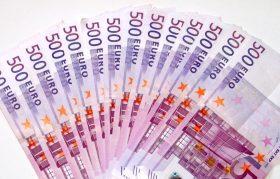 """BCE: """"Dal 2018, stop alle banconote da 500 euro"""""""