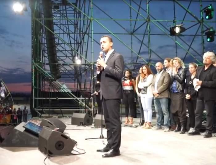 Di Maio premier se i 5 Stelle vinceranno le elezioni