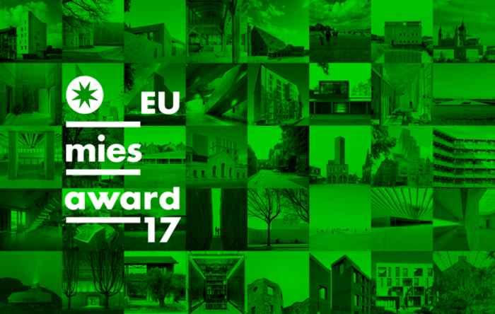 L'elenco delle opere per il premio UE per l'Architettura Contemporanea 2017 - Mies van der Rohe Award