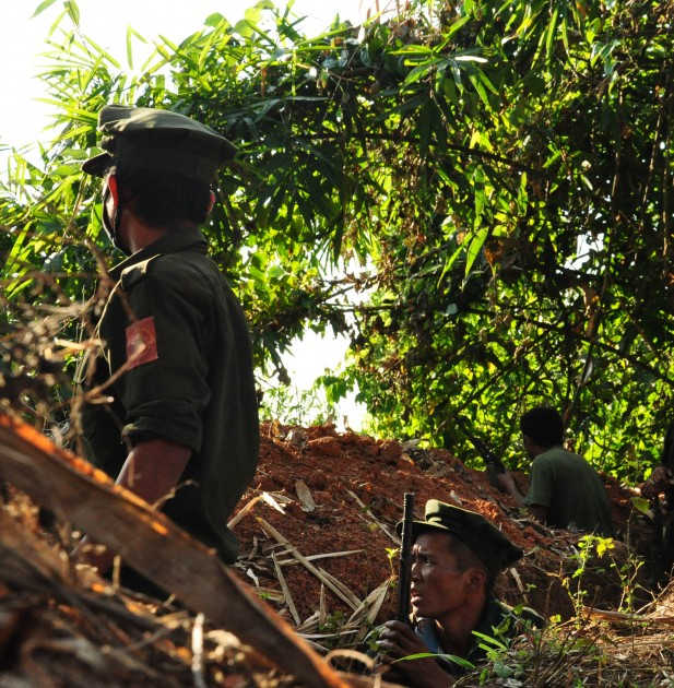 Burma-Myanmar: Nuove offensive esercito birmano in tutti gli Stati Kachin e Shan, vittime tra i civi