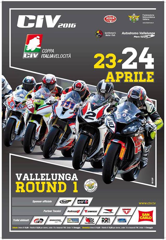 Trofeo Italiano Amatori 2016: Il racconto del primo round di Vallelunga (Roma)