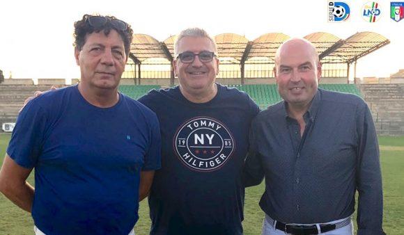 """Serie D: nuovo allenatore e nuovo D.S. in casa """"Folgore"""""""