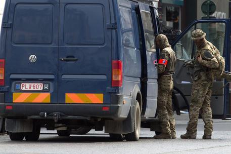 BELGIO, RAID ANTI-TERRORISMO: ARRESTATI DUE FRATELLI