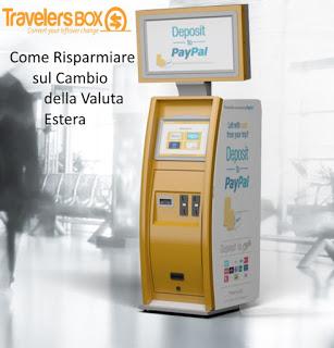 TravelersBox: Sfruttare la Valuta che vi è rimasta da un viaggio